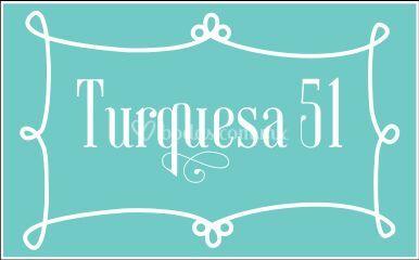 Turquesa 51