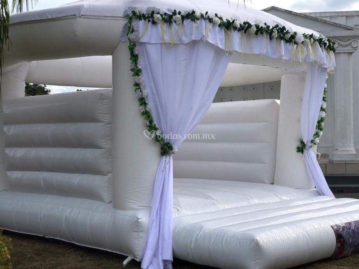 Brincolin para boda