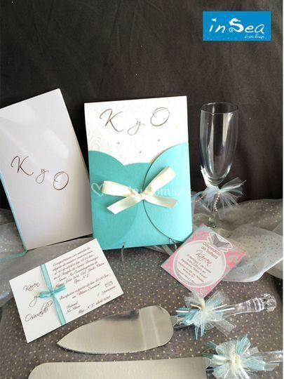 Paquete para boda