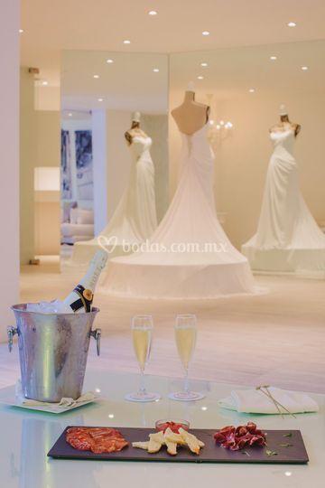 Suite de novias