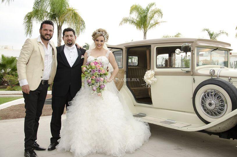Marco morán wedding planner