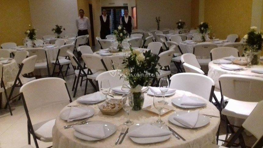 Salón de Eventos Las Fuentes