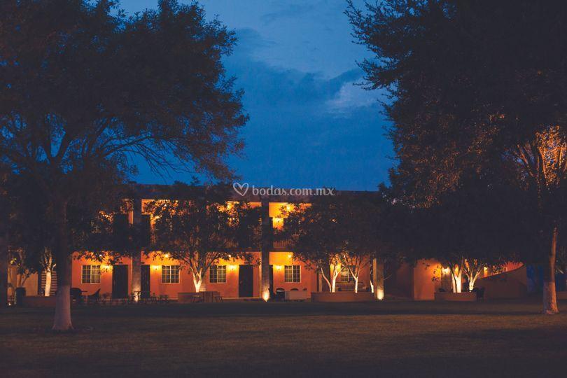 Área de hotel
