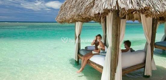 Relax en su luna de miel
