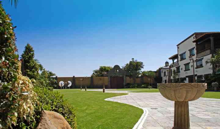 Jardín de Las Aralias