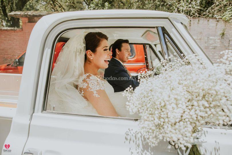 Día de bodas