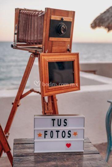Cabina vintage