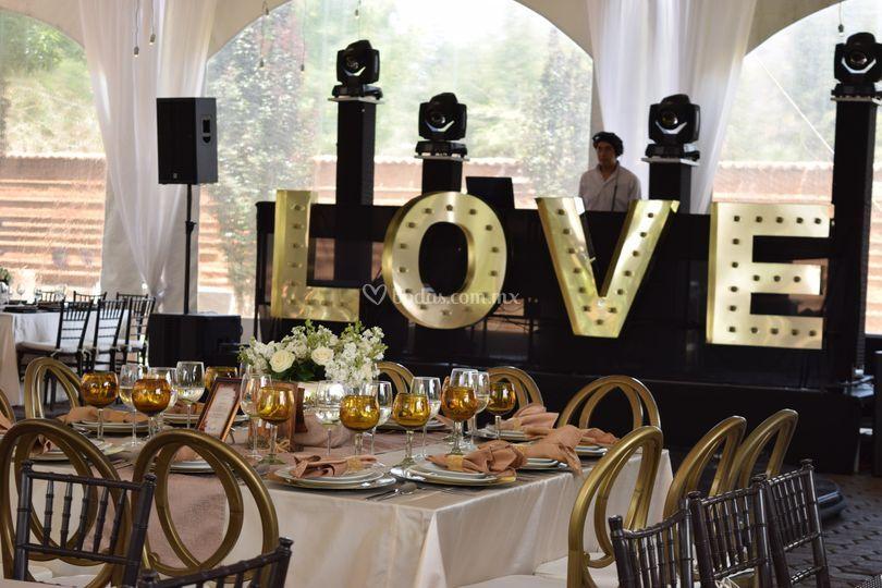 Explanada boda