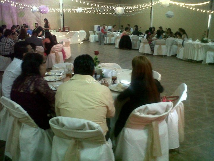 Banquetes Tomy Sánchez