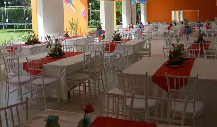 Salón de Fiestas Alegría