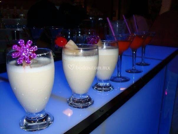 Deliciosos cocktails