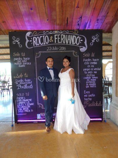 Rocio & Fernando