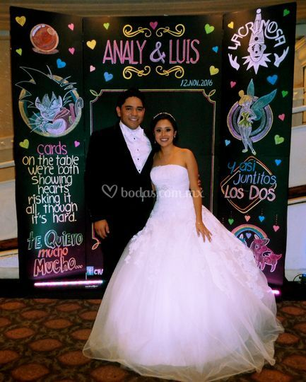 Analy & Luis