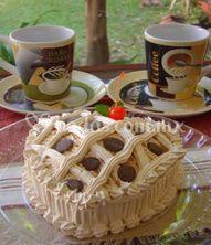 Lindo pastel de pareja
