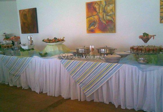 Banquetes para su evento