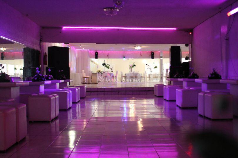 Lounge Cervantino