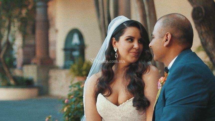 Christina & Enrique