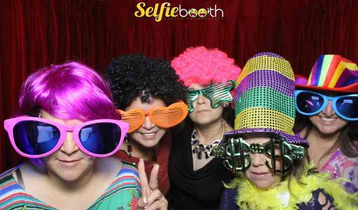 Selfiebooth Cabina
