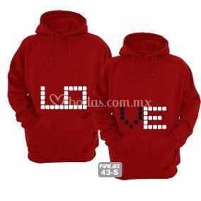 Sudaderas LOVE de RealC ProMarketing  553c7e9e96b9a