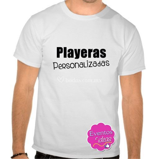 8033565f92f71 Camisetas - playeras de Eventos e Ideas