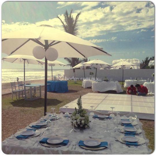 Coordinación de boda