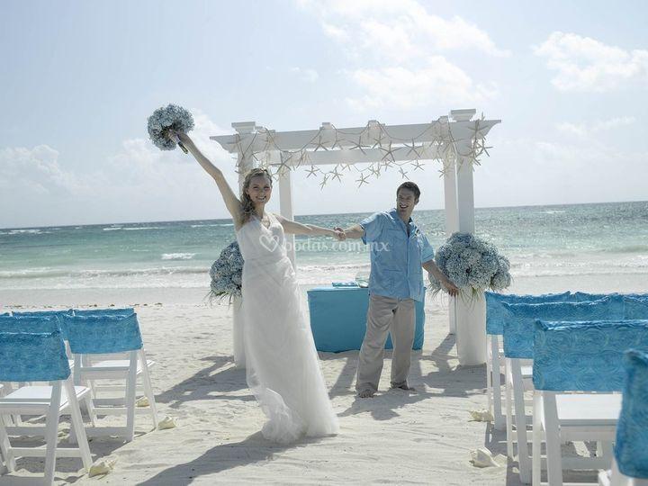 Las bodas son como los cuentos