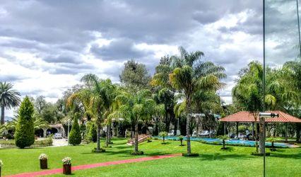 Rancho Caballerizas Texcoco 1