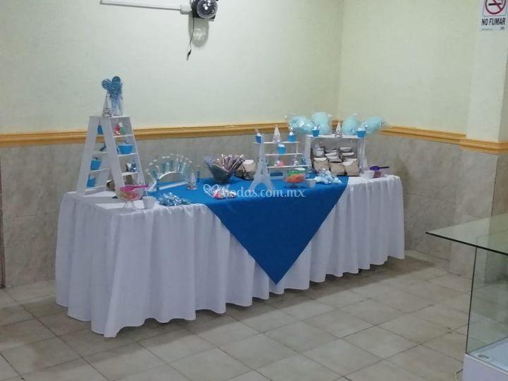Salon para 100 personas