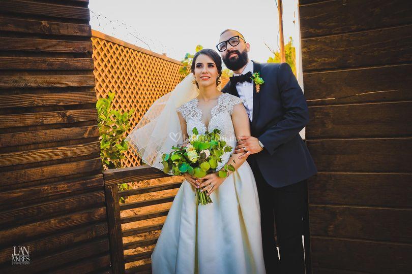 Boda Esther y Omar