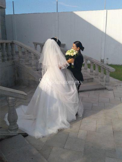 Bride + planner