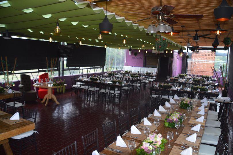 Salón Bambú