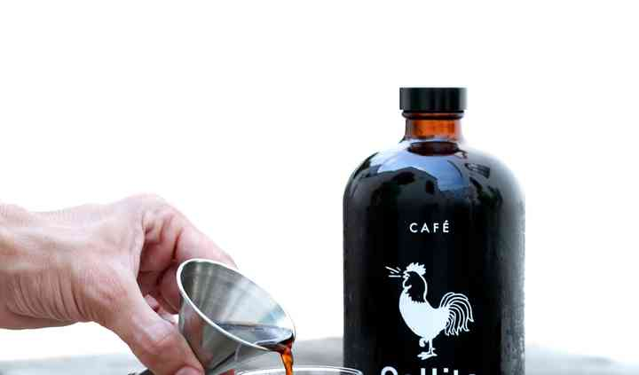 Gallito Cold Brew - Café Orgánico