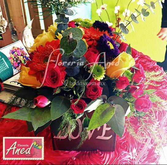 Florería Aned