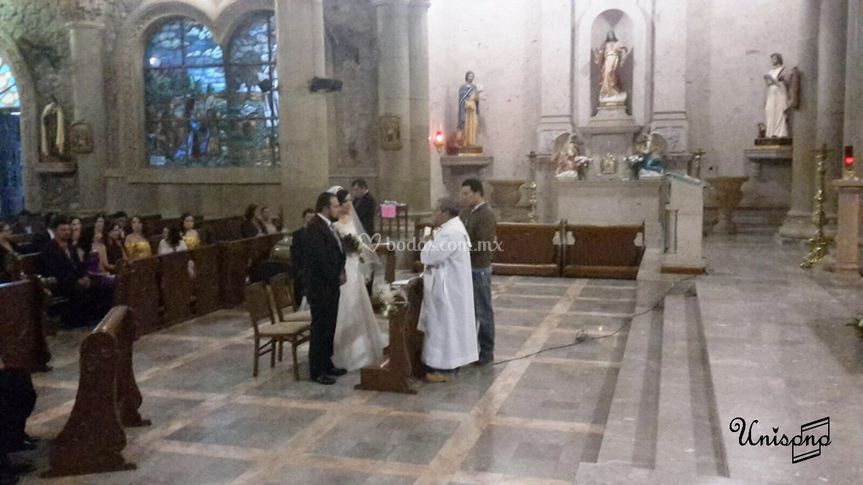 Boda Sara y Jesús