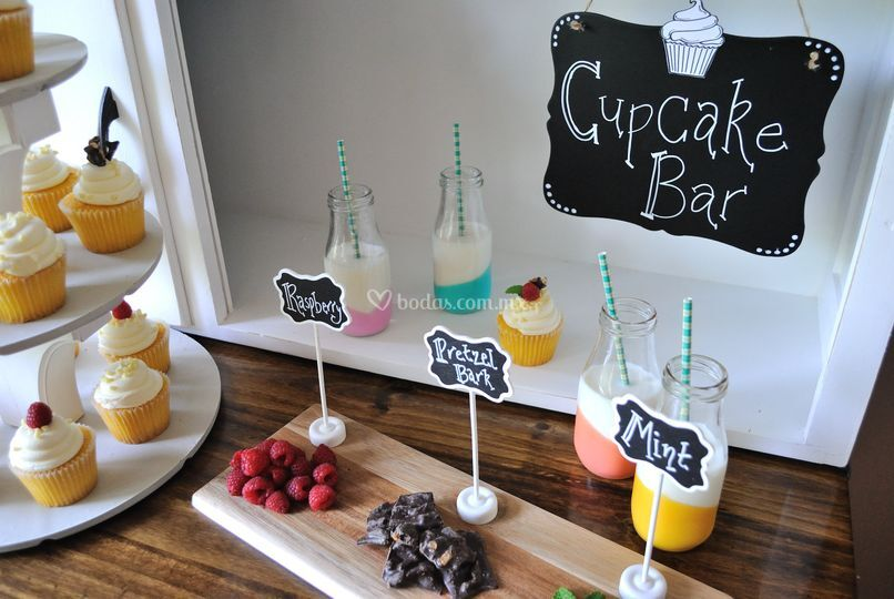 Is the Cupcake Bar