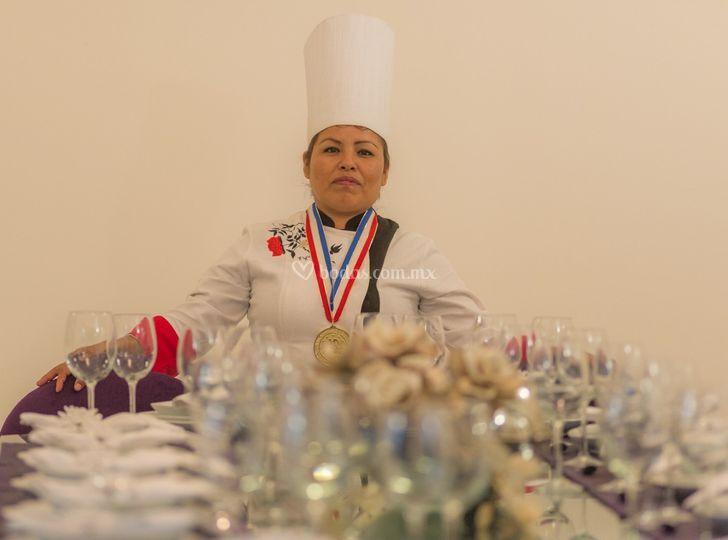 Chef Perla Aquino