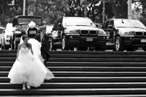 Rodrigo Salas Wedding Photo