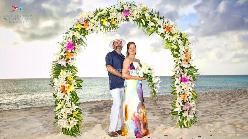 Cozumel Dream Wedding Makers