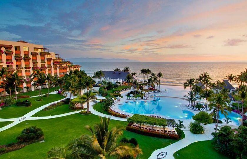 Magnificos hoteles