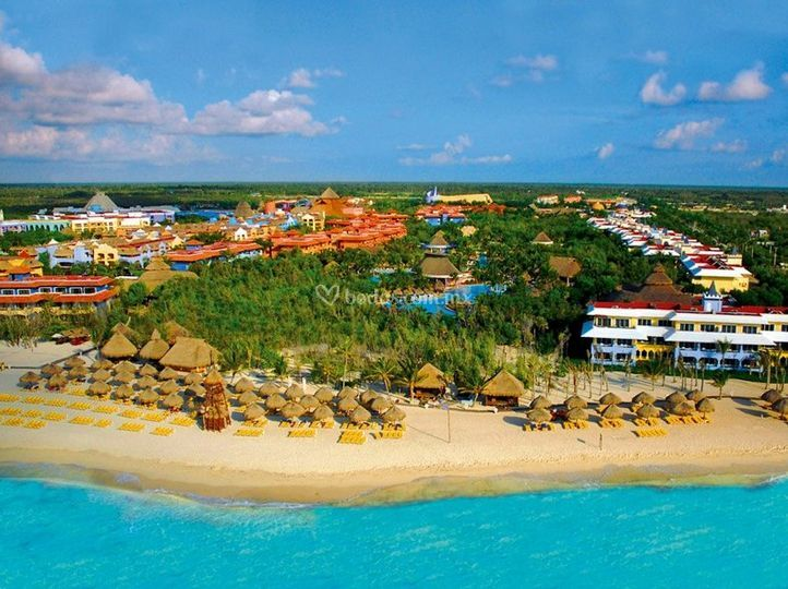 Playa Paraíso, Riviera Maya
