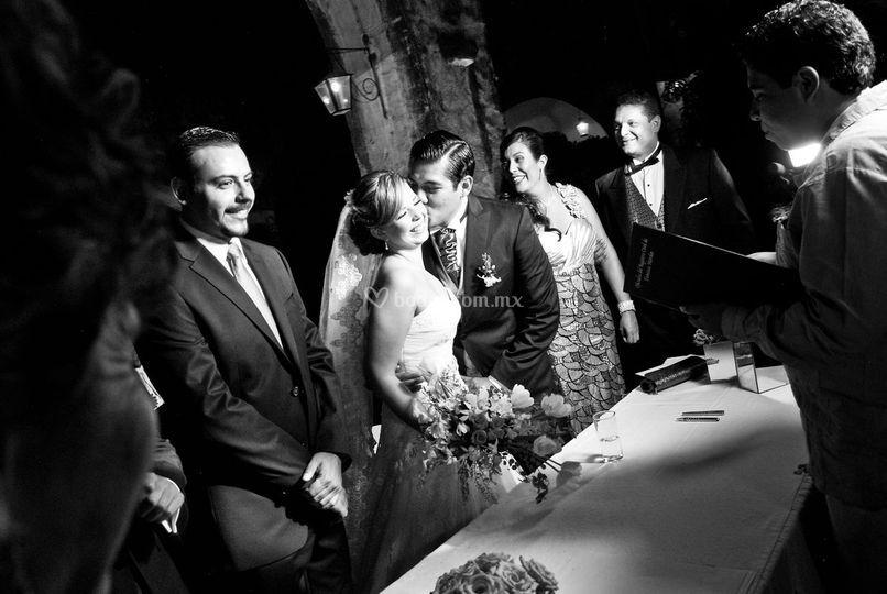 Bouquet Wedding Cinematography
