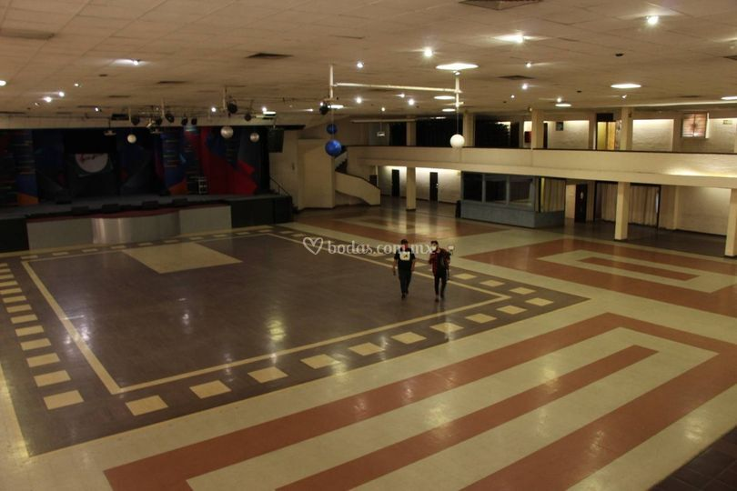 Salón gran fórum