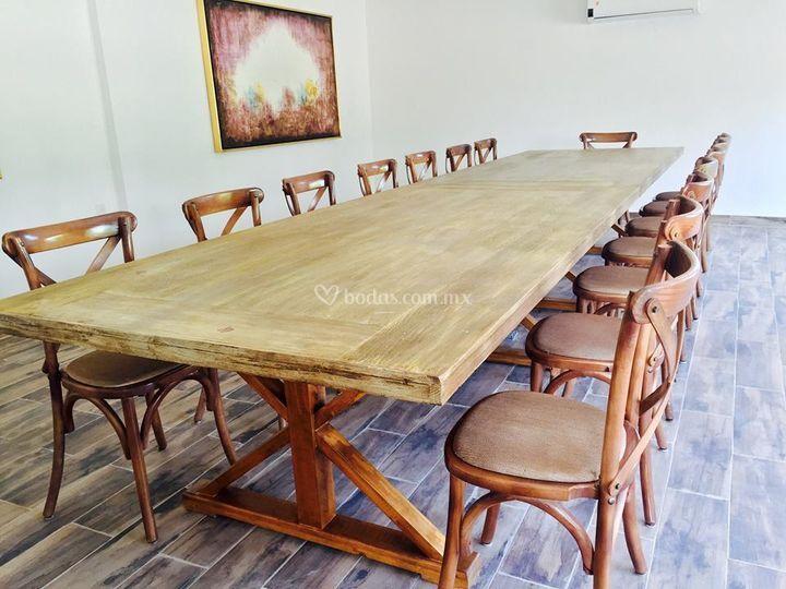 Salones empresariales de mobiliario m naco foto 33 for Sillas empresariales