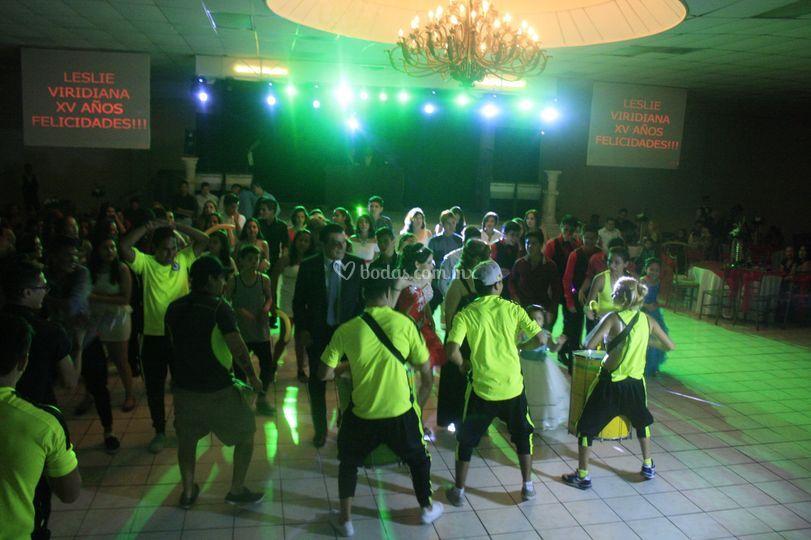 Batucada Party On Desteyo