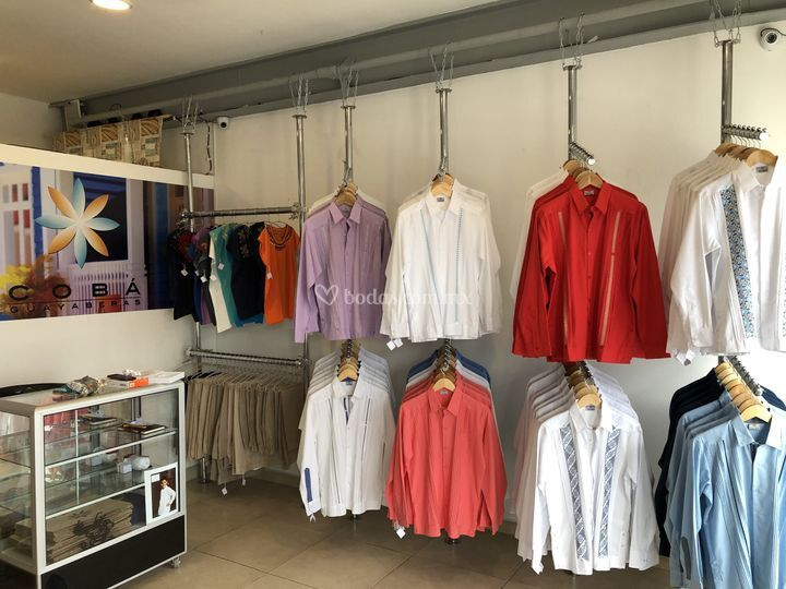 Interior boutique Cobá