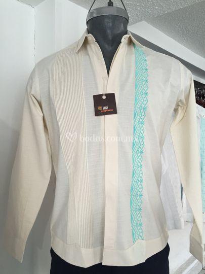 Ceiba combinada de lino