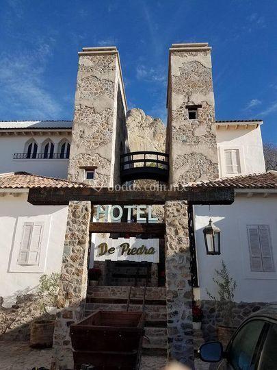 Hotel De Piedra