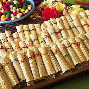 Tamalitos dulces