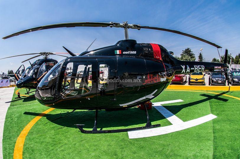 Nuevo Bell 505 JRX