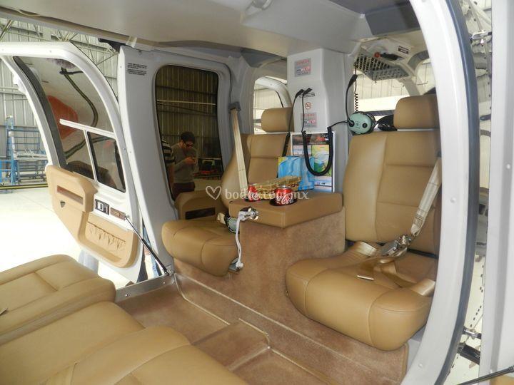 Interior Bell 407